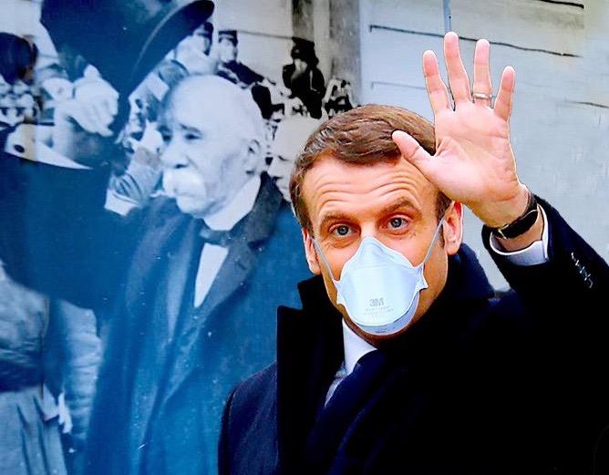 1-Macron-&-Clemenceau