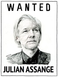 Assange-wanted