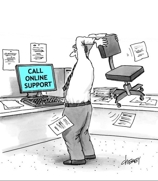 Call-online-support