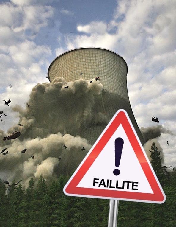 Le nucléaire est sans le sou ! | gilblog | Jean-Pierre Gilbert