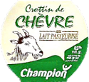 CrottinPasteuriséChampion