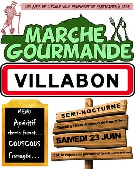 Marche gourmande Villabon