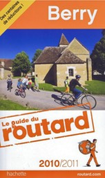 "Le ""Guide du routard"" du Berry est paru."